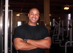 Chicago personal trainer William