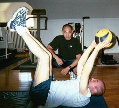 Evanston Illinois In Home Personal Fitness Training